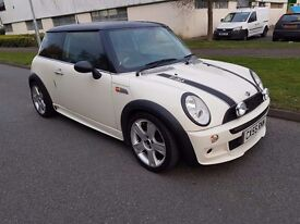 MINI Hatch 1.6 Cooper 3dr, FULL SERVICE HISTORY. 2 KEYS. JHON COOPER WORKS KIT. P/X WELCOME