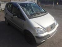 Mercedes A160 CDI ( needs attention )
