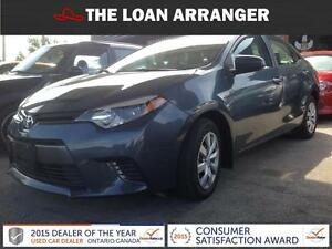 2015 Toyota Corolla L 4-Speed AT