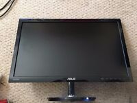 ASUS Widescreen Monitor (1920x1080) - 21.5 inch, Black