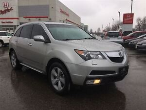 2011 Acura MDX TECH PACK | NAVI | DVD | LEATHER | SUNROOF | AWD