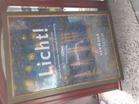 Large framed van gogh poster