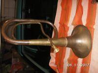 Brass Instrument..