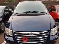 Chrysler grand voyager 7 seater 2.8 diesel auto