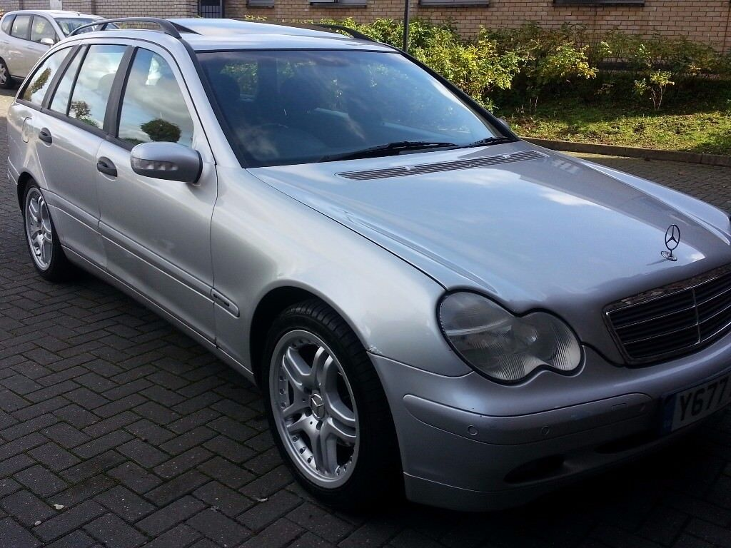 Mercedes C Class 180 Auto Estate ( SOLD !!! )