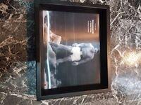 3D picture box frames, bob marley, elvis presley, ac dc, mohammed ali (Joblot)