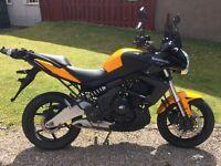 Kawasaki KLE 650 CCT for sale. Great example of a fun adventure bike.