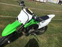 Kawasaki KX85 Small Wheeled