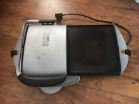 George Foreman Lean Mean Fat Reducing Grilling Machine
