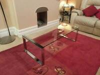 Glass Coffee Table From John Lewis