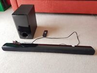 LG Soundbar 120W 2.1 (Model No NB2540)