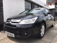 Citroen C4 1.6 HDi 16v SX 5dr (non DPFS) PARTS & LABOUR WARRANTY