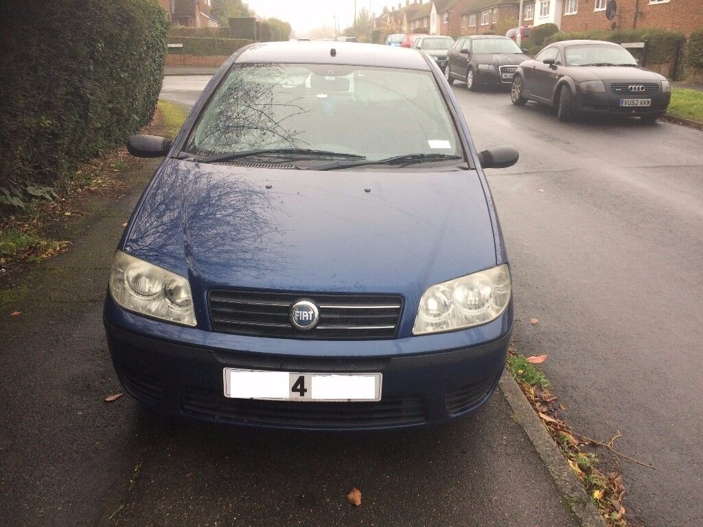 Fiat Punto 1.2 petrol 5 door hatch good condition for year