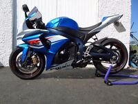 Pampered GSXR1000L2