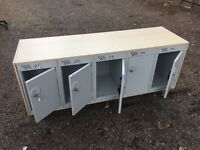 Locker Unit for Sale