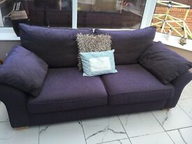 Next sofa and chair