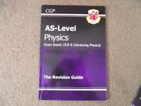 AS Level Physics Revision book
