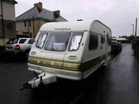 Caravan and Awning