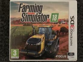 3DS Farming Simulator 18