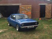 Datsun 100A F11, 40 years old, tax/mot exempt