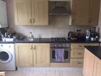 LARGE FIRST FLOOR TWO BED FLAT WITH ONE RECEPTION NEAR ALL AMINITIES AND TUBE STATION