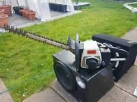 Stihl hs60av petrol headgecutter working order