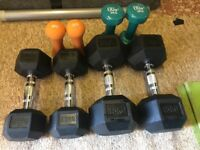Weights and dip station for sale!!!
