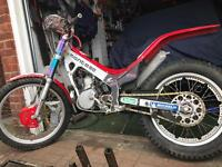 Trails bike montesa 315r