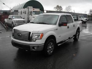 2012 Ford F-150 XTR SuperCrew Ecoboost 5.5-ft. Bed 4WD