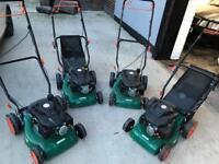 Sanli LS400 Petrol Lawnmower