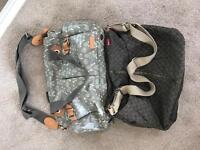 Storksak & Babymel baby changing bags