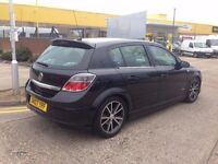VAUXHALL ASTRA 1.9 CDTI 150 BHP 6 SPEED FACTORY FITTED X PACK BODY KIT 1 YEARS MOT NEW SHAPE