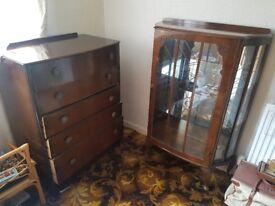 2 piece bedroom units