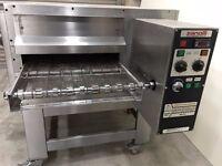 """Zanolli Pizza Oven 08/50v 20"""" belt"""