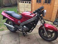 1994 Kawasaki ZZR250 (A2 License Compliant)
