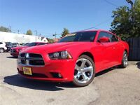 2014 Dodge Charger RAYLLE COOLED/HTD SEATS HTD REAR SEATS! CHROM