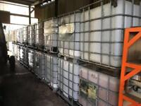 IBC 1000 Litre Water Tank
