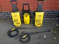 X3 karcher Pressure washer spares or repair