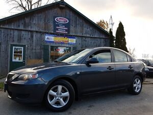 2006 Mazda MAZDA3 GX, AUTO, A/C Certifed and Etested