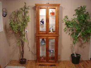 Charming Curio Cabinet