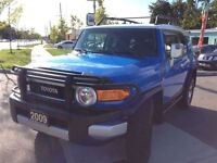 2009 Toyota FJ Cruiser 4WD FREE OF ACCIDENTS