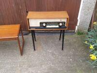 Arkona Radio Vintage made by Unitra Poland for repairs