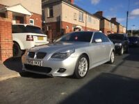 BMW 525d m sport low mileage fsh private owned