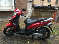 Honda VISION 50 *50cc* MOT until 30 October 2018