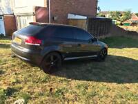Audi A3 s line 2.0tdi DSG!!! Quick sell £2,500