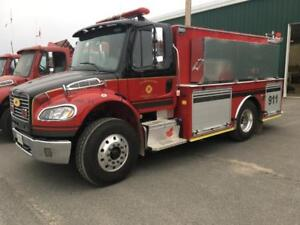 2017 FIRE TRUCKS - AUCTION - TANKER - PUMP - RESCUE Trucks - Manufacturer Seized Property and Trucks Sold by Auction