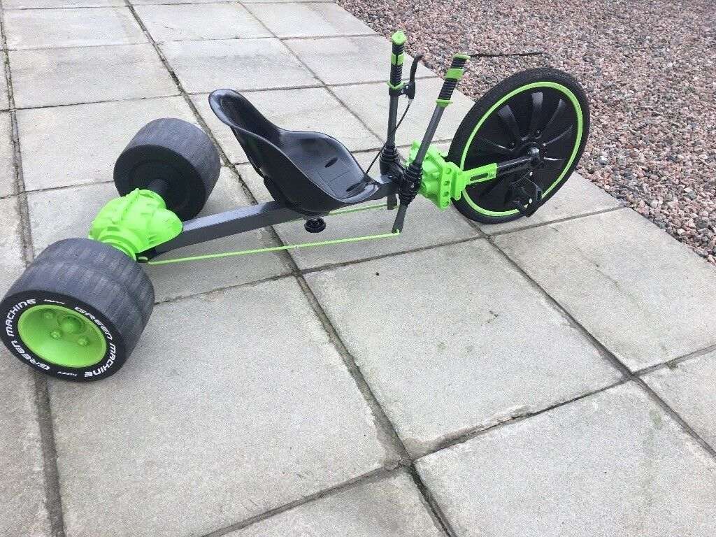 Green machine age 6-10+