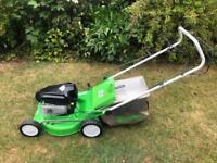 2012 Viking Stihl MB 248 T petrol lawnmower garden grass cutting lawn