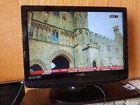 Technika 22in HD Ready LCD TV with hdmi & built in Freeview