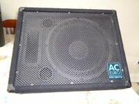 Powered Stage Monitor 'AC Euro' 180 Watt Max